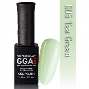 Гель лак G.G.A.Professional №5 (tea green), 10ml