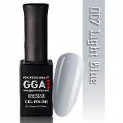 Гель лак G.G.A.Professional №7 (light blue), 10ml