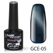 Гель лак Lady Victory «Cat's eye» (кошачий глаз), 7,3 мл. GCE-005