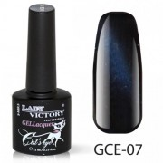 Гель лак Lady Victory «Cat's eye» (кошачий глаз), 7,3 мл. GCE-007