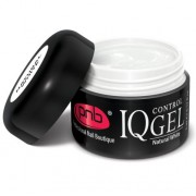 Гель PNB IQ Control Gel Natural White, 15 мл (белый)